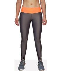 leggings deportivo tobillero mujer gris oscuro tykhe calipso