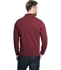 sweter nagore troyer czerwony
