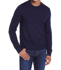 men's club monaco crewneck wool sweater