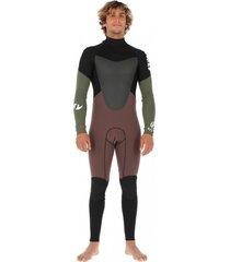 traje de surf g1 4/3 mm café stoked