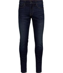 advanced stretch super skinny jeans skinny jeans blå hollister