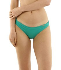 panty vestido de baño verde kibys 900