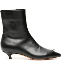 marni piercing booties