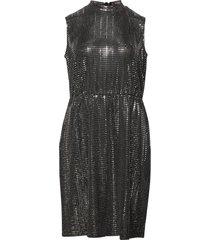 jriruk sl below knee dress -s kort klänning svart junarose