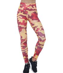 calza leggings camuflada red bia brazil