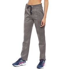 pantalón everlast planer gris - calce regular