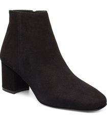 h ymoon shoes boots ankle boots ankle boots with heel svart jennie-ellen