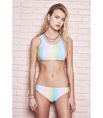 bikini stp multicolor como quieres ines