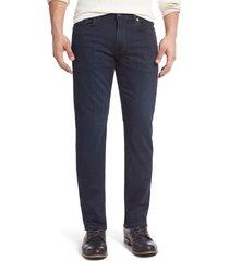 men's paige transcend - normandie straight leg jeans, size 29 - blue