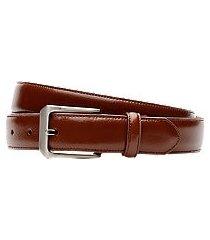 jos. a. bank glazed leather belt