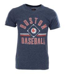 majestic boston red sox men's vintage ticket stubs t-shirt