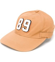 dorothee schumacher 89 embroidered baseball cap - neutrals