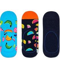 happy socks - stopki banana (3-pack)