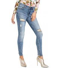 jeans sexy curve lenh denim guess