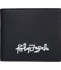 palm angels designer men's bags, bifold wallet