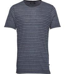 jerstan t-shirts short-sleeved blå matinique