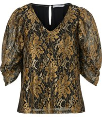 topp turner lace blouse