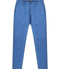 pantalon victoria blue preppy chino 98% algodón 2% elastano bota 19