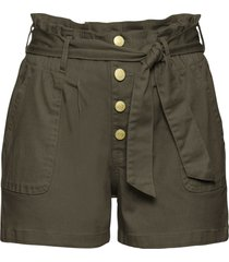 shorts paper bag (verde) - rainbow