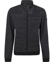no excess sweater en vest 92100906 020 black - zwart
