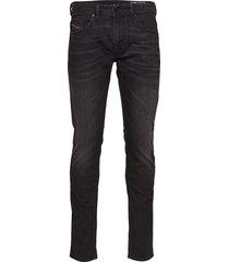 thommer trousers slim jeans zwart diesel men