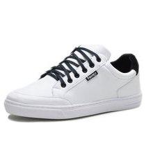 tênis sapatênis form's casual branco