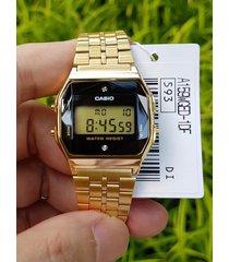 reloj casio retro dorado a-159wged-1
