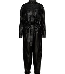 marie jumpsuit jumpsuit svart designers, remix