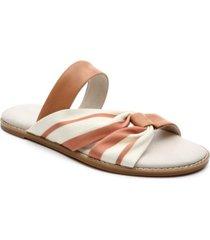 sanctuary ballad asymmetrical scarf sandals women's shoes