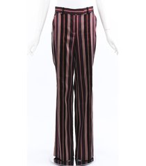 zimmermann folly uniform striped wide leg pants
