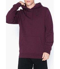 vans basic pullover fleelce tröjor prune