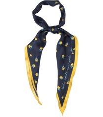 kate spade new york women's garden ditsy diamond scarf
