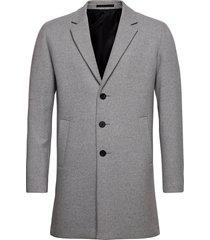 jjemoulder wool coat sts wollen jas lange jas grijs jack & j s