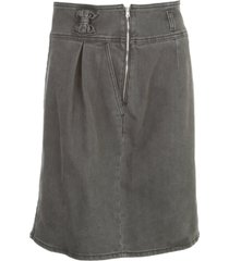 love moschino skirt w/pences and knot on waist