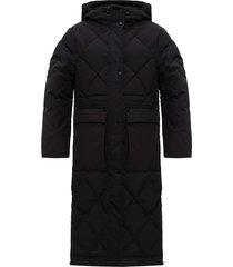 'lucie' puffer coat