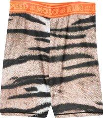 molo animal shorts