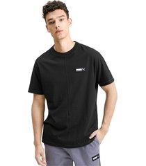 camiseta - negro - puma - ref : 58016701