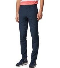 boss men's lavish-3 navy pants