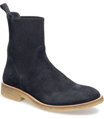7317 shoes boots chelsea boots ankle boot - flat blå angulus