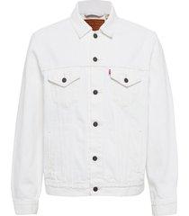 vintage fit trucker v white ou jeansjack denimjack wit levi´s men
