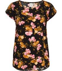 ihvera ss8 blouses short-sleeved multi/mönstrad ichi