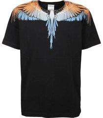 marcelo burlon t-shirt wings regular
