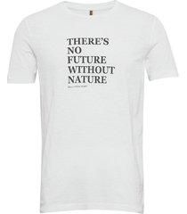 t-shirt, short sleeve, crew neck, c t-shirts short-sleeved vit marc o'polo