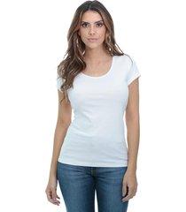 blusa cotton javali branca
