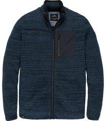 vanguard zip jacket cotton vkc206373/5281