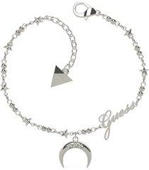 bransoletka z zawieszką w kształcie księżyca model get lucky