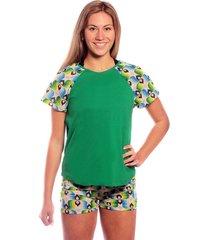 conjunto verde clon pijama2