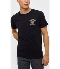 morris corby tee t-shirts & linnen blue