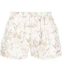 jacquemus le caleçon floral print boxers