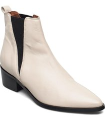 boots 3691 shoes boots ankle boots ankle boot - heel vit billi bi